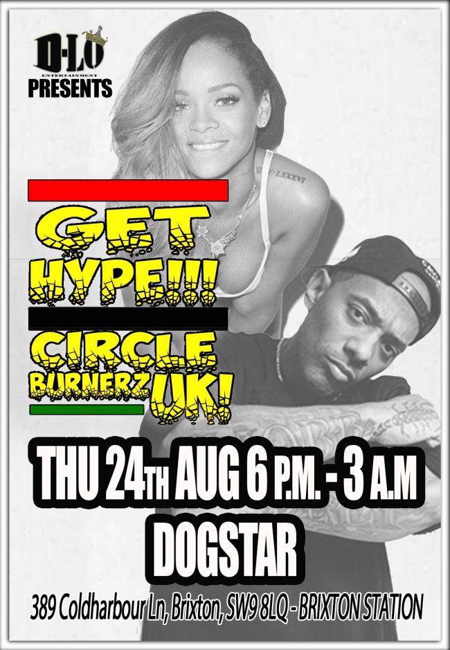 Get Hype - Circle Burners UK