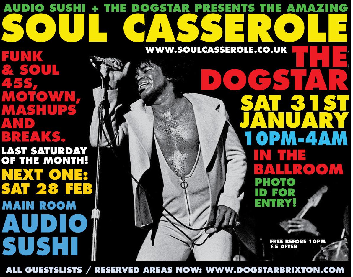 Soul Casserole