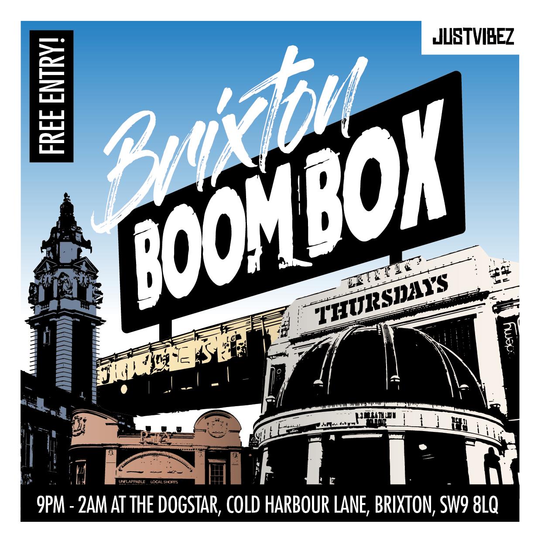 Brixton Boombox
