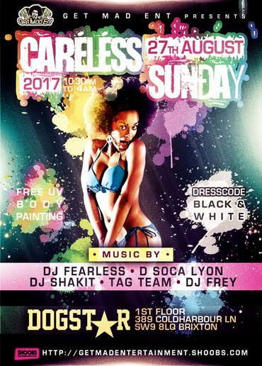 Careless Sunday 2017
