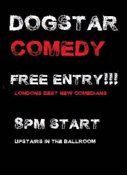 dogstar comedy