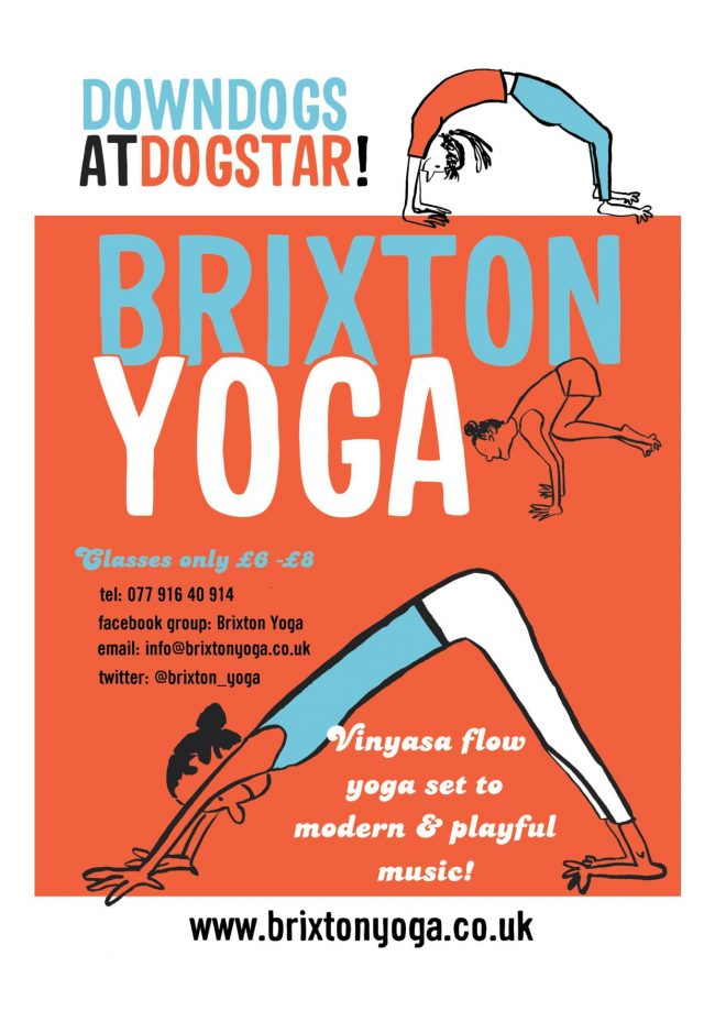 Brixton Yoga (Sunday Sessions)