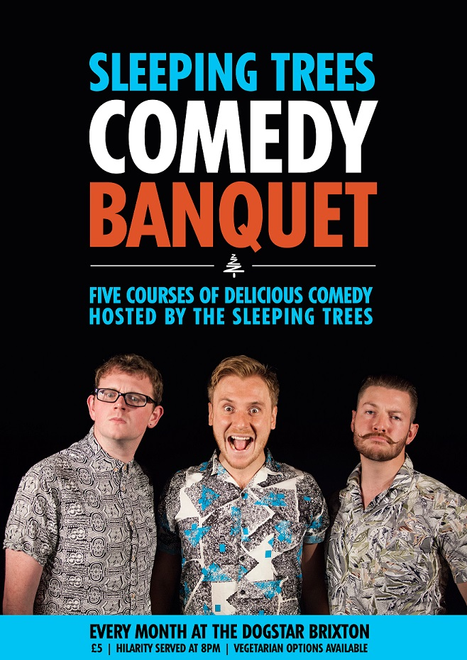 Comedy - Sleeping trees comedy banquet