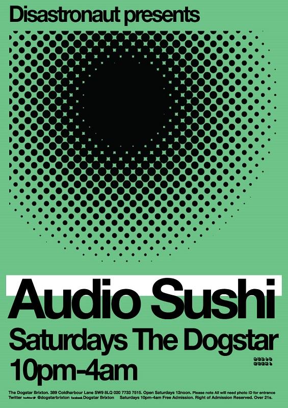Audio Sushi