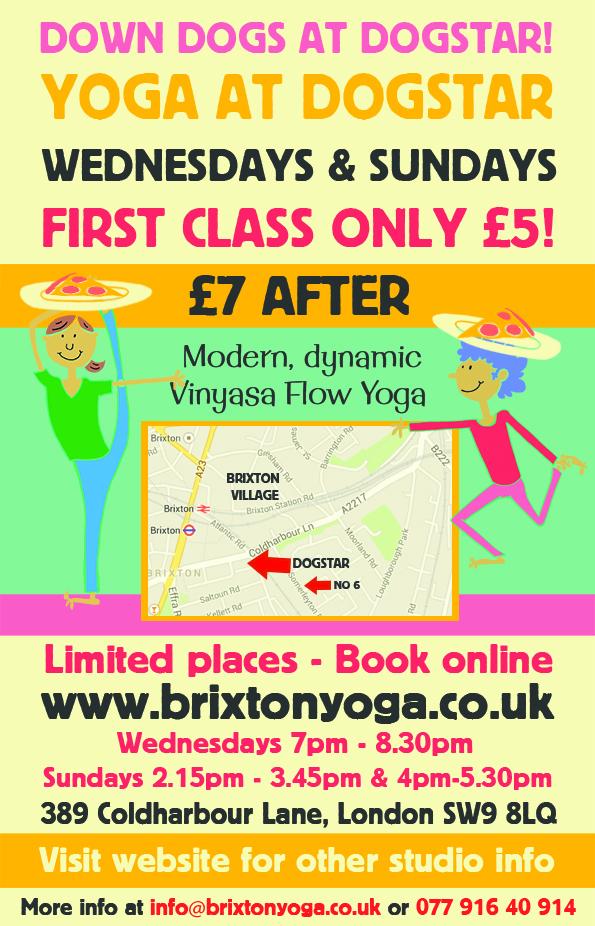 Brixton Yoga